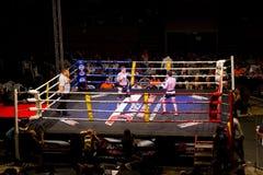 Lucha de MMA Fotos de archivo libres de regalías