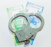 Lucha del ` s de Rusia contra la corrupción Fotos de archivo libres de regalías