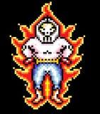 Luchador del pixel
