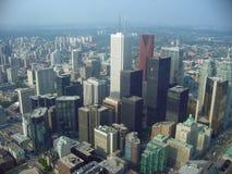 Lucht 2 van Toronto Royalty-vrije Stock Afbeeldingen