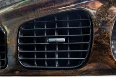 lucht in auto Royalty-vrije Stock Foto