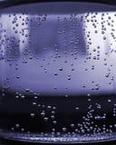 Lucht in een water Stock Afbeelding