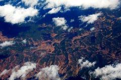 Lucht Fotografie Stock Afbeeldingen
