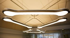 Lucht lamp royalty-vrije stock afbeelding