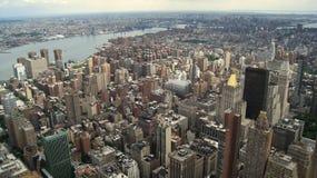 Lucht mening van New York Royalty-vrije Stock Fotografie