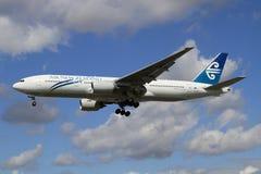 Lucht Nieuw Zeeland Stock Afbeeldingen