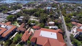 Lucht videoflagler-Universiteit St Augustine