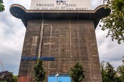 Luchtafweertoren, Wenen Stock Fotografie