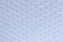 Luchtbellen voor verpakking Stock Fotografie