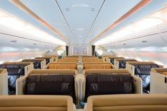 Luchtbus A380 Royalty-vrije Stock Afbeeldingen