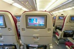 Luchtbus A321 royalty-vrije stock foto
