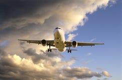 Luchtbus stock afbeeldingen