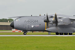 Luchtbus a-400 Royalty-vrije Stock Afbeelding