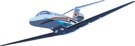 Luchtbus Royalty-vrije Stock Afbeeldingen