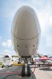 Luchtbus A350 Stock Fotografie