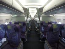 Luchtbus 319 Royalty-vrije Stock Foto
