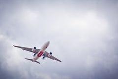 Luchtbus A330 Royalty-vrije Stock Afbeeldingen