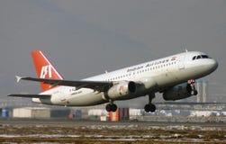 Luchtbus A320 Stock Fotografie