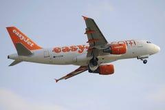 Luchtbus A319 Stock Fotografie