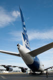 Luchtbus A380 Stock Afbeelding