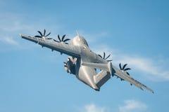 Luchtbus A400M Stock Afbeeldingen
