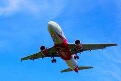 Luchtbus A320-216 (9m-AFL) Stock Foto