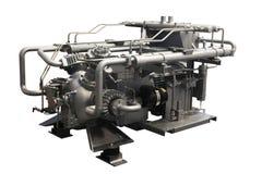 Luchtcompressor Stock Afbeeldingen