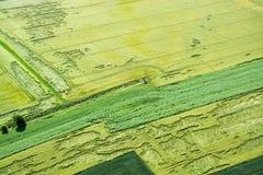 Luchtfoto van Domeinen, Duitsland Royalty-vrije Stock Fotografie