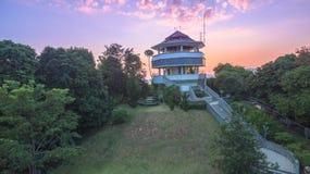 Luchtfotografie bij khao khad Stock Afbeeldingen