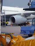 Luchthaven 014 Royalty-vrije Stock Fotografie