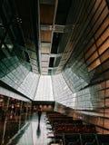 Luchthaven in Doha Stock Afbeeldingen