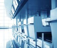 Luchthavencarrousel Royalty-vrije Stock Fotografie