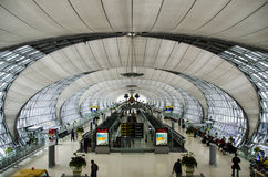 Luchthaventerminal Royalty-vrije Stock Fotografie