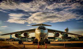 Luchthavenverrichtingen Stock Fotografie