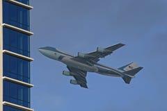 Luchtmacht 1 Stock Afbeelding
