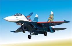Luchtmacht vector illustratie