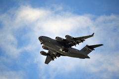 Luchtmacht in Actie Stock Fotografie
