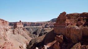 Luchtmening van het Nationale Park van Grand Canyon, Colorado, de V.S. voorraad Luchtmening van Rivier binnen Grand Canyon van royalty-vrije stock foto's