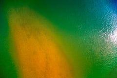 Luchtmening van oceaan Stock Afbeelding
