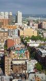 Luchtmening van Philadelphia stock afbeeldingen