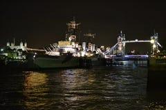 Luchtoorlog in Londen royalty-vrije stock afbeelding