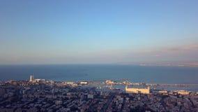 Luchtparade van Israël tijdens de zomer stock footage