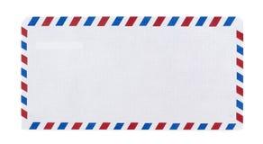 Luchtpost stock foto