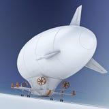Luchtschip Stock Afbeelding