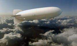 Luchtschip stock fotografie