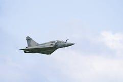 Luchtspiegeling 5 van Dassault van de Franse Luchtmacht Stock Afbeelding