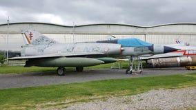 Luchtspiegeling III euro van Dassault royalty-vrije stock fotografie