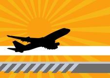 Luchtvaart Royalty-vrije Stock Fotografie