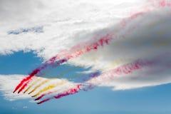 Luchtvaartdag royalty-vrije stock foto