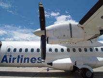 Luchtvaartlijnen Stock Afbeeldingen
